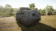 BF1 A7V Breakthrough Back