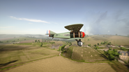 BF1 SPAD S.XIII Right