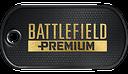 BF3 Premium Soldier Dog Tag