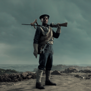 Battlefield 1 Royal Marines Medic Squad