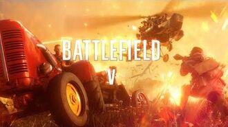 Battlefield V — Fire🔥storm Reveal Trailer (Hell Version)