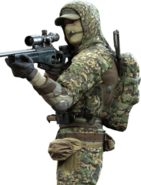 Снайпер СС-Лето