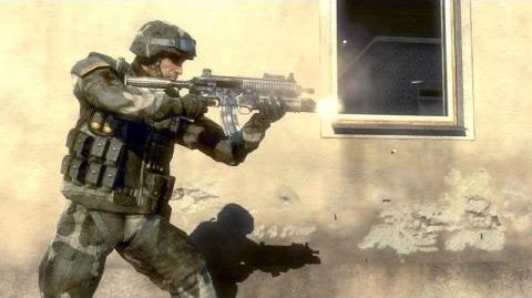 BATTLEFIELD BAD COMPANY - Trailer