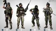 BF3 US Classes