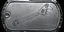 BF4 Repair Tool Medal Dog Tag