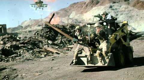 Battlefield 3 FreddieW Commercial