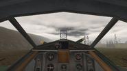 IL-2 cockpit.BF1942