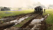 This is Battlefield V Concept Art 3
