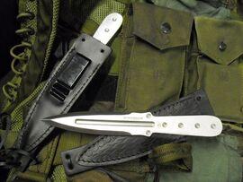 Ziel Throwing Knife