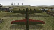 B-17 rear view.BF1942