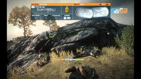 Battlefield 3 SV-98 Wiki Video