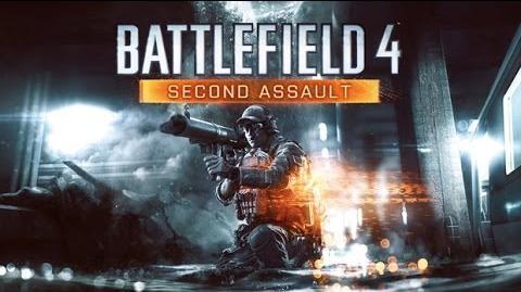 Awyman13/Battlefield 4 Second Assault Teaser