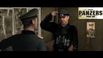 Codename Panzers – Phase One I Германия – Все катсцены (игровой фильм дневники мировой войны)