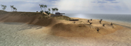 BF1942 WAKE ISLAND COASTAL DEFGUN 1