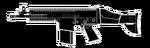 BF3 SCAR-H Icon