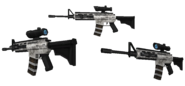 BFH Scoped SOF M16 Render