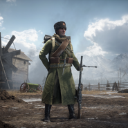 Battlefield 1 Russian Empire Support Squad