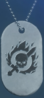 New BFV Firestorm Commander Dog Tag