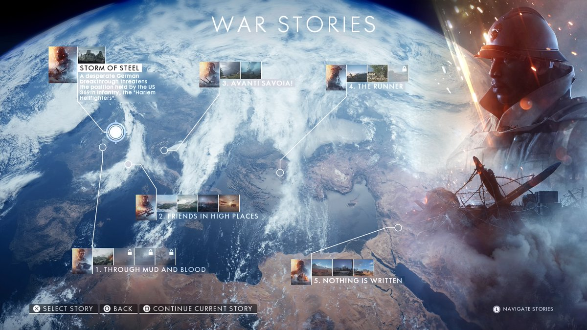 battlefield 1 story map ile ilgili görsel sonucu