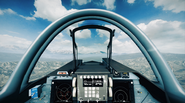 BF3 SU35 Cockpit