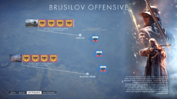Battlefield 1 Operations Brusilov Offensive