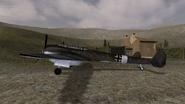 BF1942.Bf 110 left side