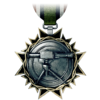 BF3 Stationary Emplacement Medal