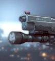 BF4 Flashlight Pistol 3p