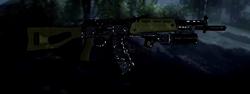 BFBC AEK-971 Weapon
