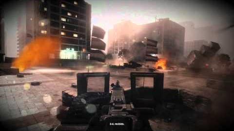 Battlefield 3 - Misión 8 Operación No temeré mal alguno - Español - Walkthrough HD