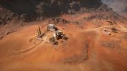 Sinai Desert Mazar Outskirts 01