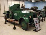 RNAS Armored Car