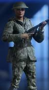 BFV Gambler Soldier set
