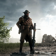 Battlefield 1 British Empire Support Squad