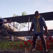 Battlefield 1 French Republic Pilot