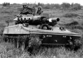M551 Sheridan IRL