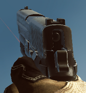 P226 1st Person Default Laser Sight BF4