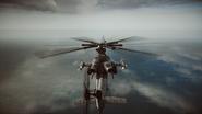 AH-1Z Viper behind BF4
