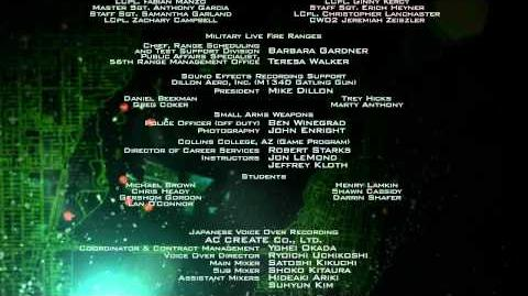 Ace Combat Assault Horizon (Ending) (HD) Plus Credits