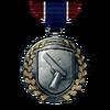BF3 Handgun Medal