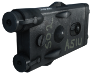 BF3 Laser Sight Render