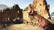 BF5 Shaped Charge FP Throwing