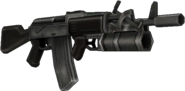 BFH AK74-30 Battle Rifle Render 3
