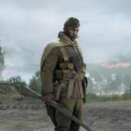 Battlefield 1 United States Scout