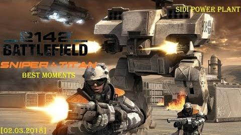 Battlefield 2142 Titan Alliance – Sidi Power Plant Мультиплеер (02 марта 2018)
