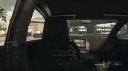 Squad car back left pass