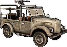 BFBC2V GAZ-69 ICON