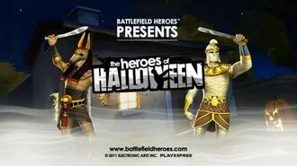Battlefield Heroes - Heroes of Halloween 2011