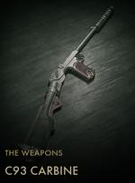 C93 Carbine Codex Entry