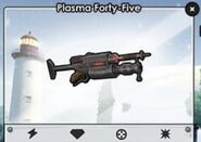 BFH Plasma Forty-Five